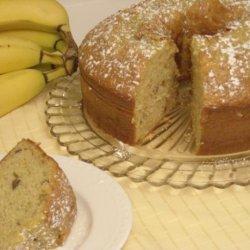 Kay's Banana Nut Cake recipe