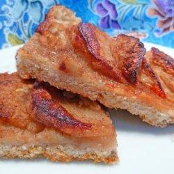 Harvest Apple Bars recipe