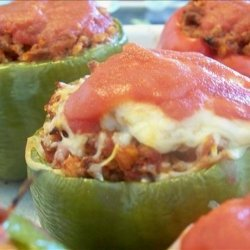 Parsley's Stuffed Peppers recipe
