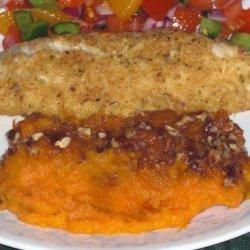 Sweet Potato and Apricot Puree recipe