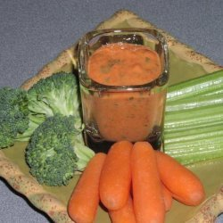 Ww Sour Cream and Roasted Red Pepper Dip - 1 Pt recipe