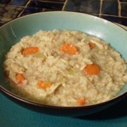 Chicken Soup Tete Style recipe