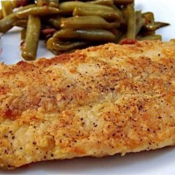 Easy Lightly Fried Fish - Thyme and Spices - Mediterranean recipe
