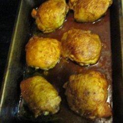 Turkish Chicken recipe