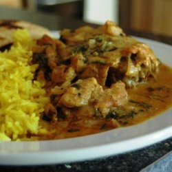 Indian Butter Chicken (From the Spice and Herb Bible) recipe