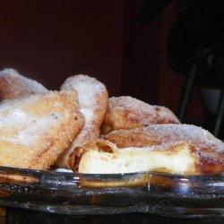 Beignet French Toast recipe