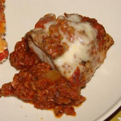 Pork Tenderloin Parmigiana recipe