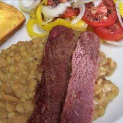 Meat Cholent recipe