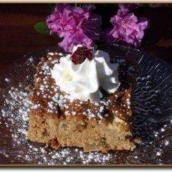 Easy Apple Snack Cake recipe