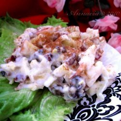 Not Quite Waldorf Salad recipe