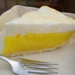 Pam's Lemon Meringue Pie recipe