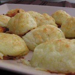 Potato Gruyere Puffs recipe