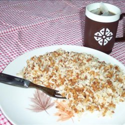Rice Pilaf, Secret Ingredient recipe