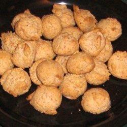 Amaretti Cookies (No Flour and Low-Fat) recipe