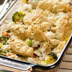 Chicken Rice Dinner recipe