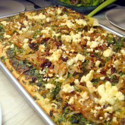 Spinach and Feta Pizza recipe