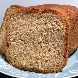 Whole Wheat Bread (Bread Machine) recipe