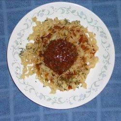 Salisbury Steak With Onion Gravy recipe