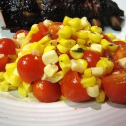 Corn and Cherry Tomato Salad recipe