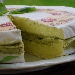 Pesto Brie Torta recipe