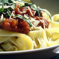 Sun-Dried Tomato Pasta Sauce recipe