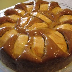 Pear and Ginger Cake With a Maple Glaze from New Zealand recipe