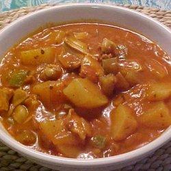 Conch Chowder recipe