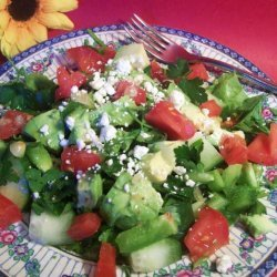 My Green Salad recipe