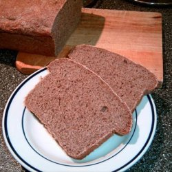Oatmeal Rye Bread recipe