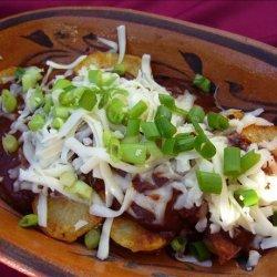 Tostones (Potatoes) recipe