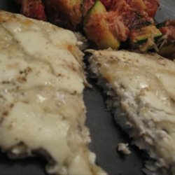 Baked Cod With Cheese recipe