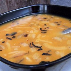 Romanian Bean Soup recipe