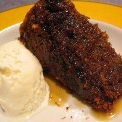 Sticky Date Pudding (Microwave) recipe