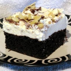 Dreamy Chocolate Cake With Frosting recipe