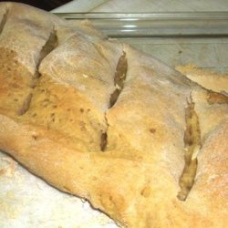 Bread Machine Cuban Bread recipe