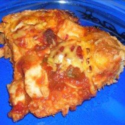 Easy Bisquick Salsa Chicken recipe