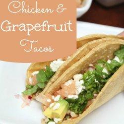 Grapefruit Chicken recipe