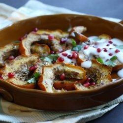 Spiced Acorn Squash recipe