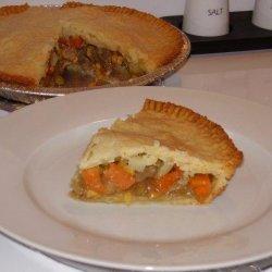 Meat N' Veggie Pie recipe