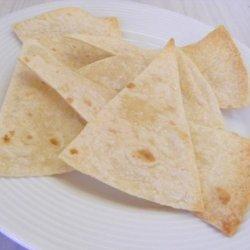 Tortilla Chips (Better Than Restaurants!) recipe