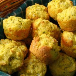 Hush Puppy Muffins recipe