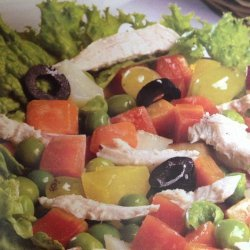 Chicken Salad Supreme recipe