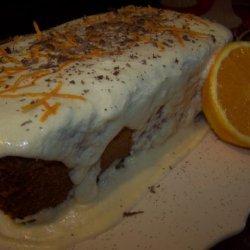 Dawn's Orange Loaf Cake recipe