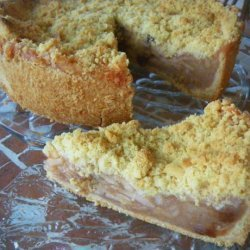 Apple Crumbles Cake recipe