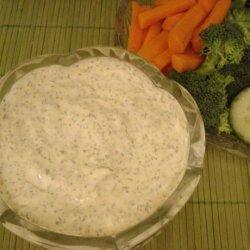 Linda's Dill Dip for Vegetables recipe