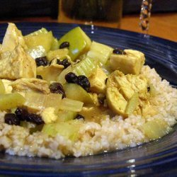 Diet Delight Chicken Curry recipe