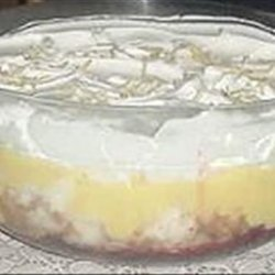 Quick and Easy English Trifle recipe