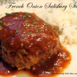 Salisbury Steak With Mushrooms recipe