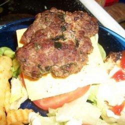 Mc Mummys Burgers recipe