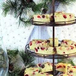 Cranberry Sauce Cake recipe